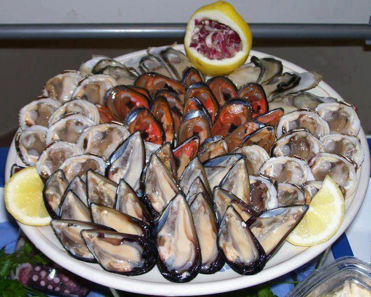 piatti di pesce fresco da gustare in vacanza alle Pescoluse, marina di Salve (Lecce)
