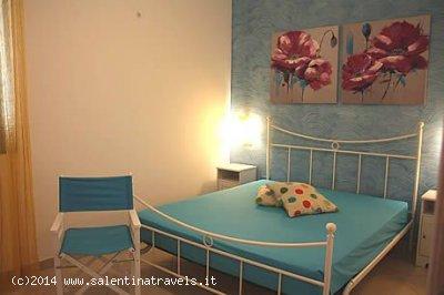 Camera da letto quadrilocali Adamigi Pescoluse