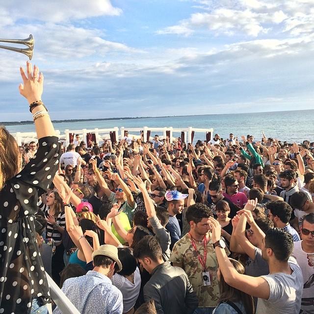 Gallipoli meta ambita per le vacanze dei giovani nel Salento