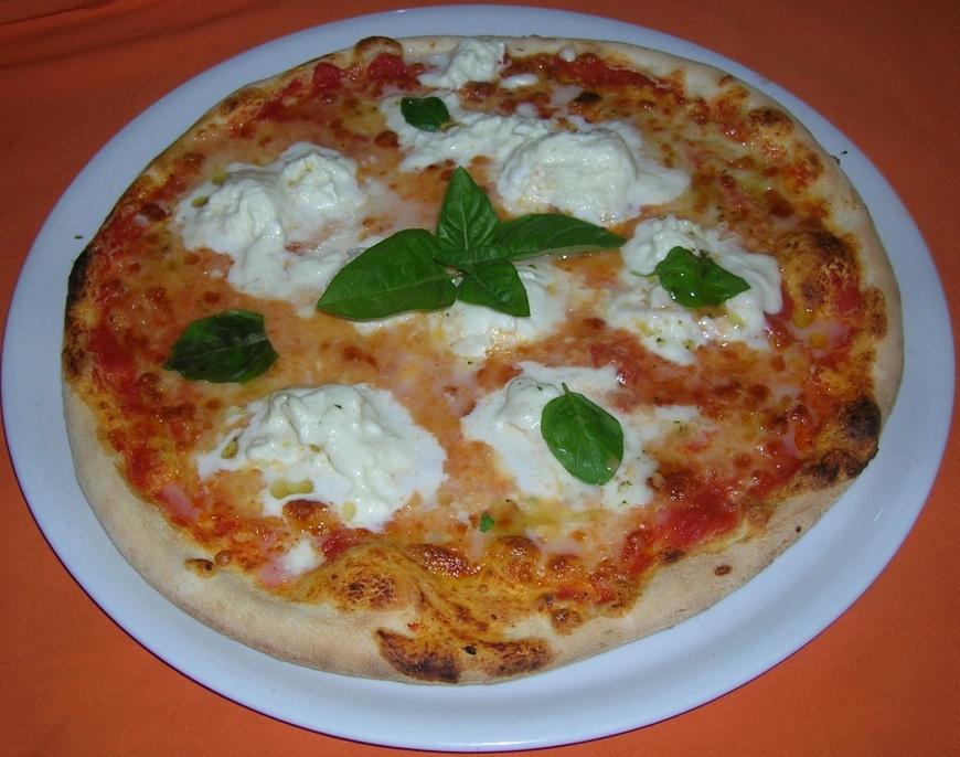 Pizza Sorrentina