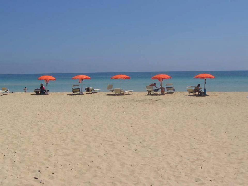 spiagge di sabbia delle marine di Salve (Lecce)