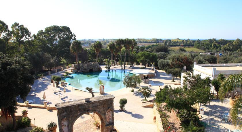 villaggio Eden a Ugento, resort per vacanze nel Salento