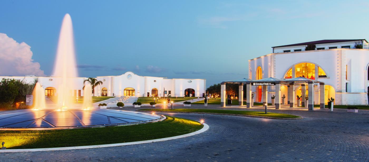 Hotel Hilton Lecce Doubletree by Hilton Acaya Golf Resort
