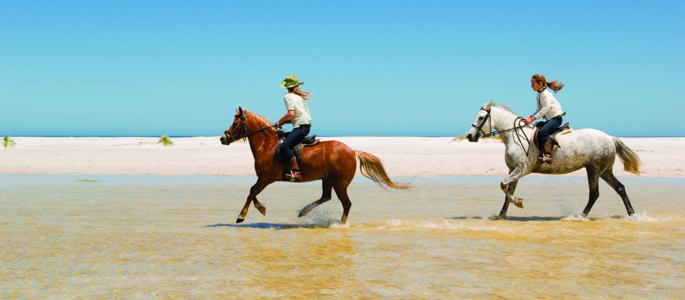 attività sportive ed equitazione in Hotel nel Salento