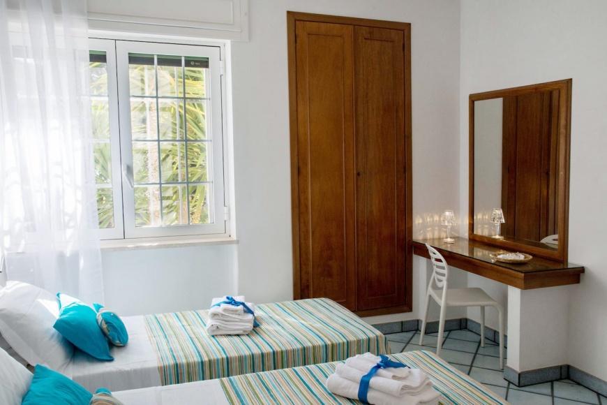 Camera 3 letti singoli