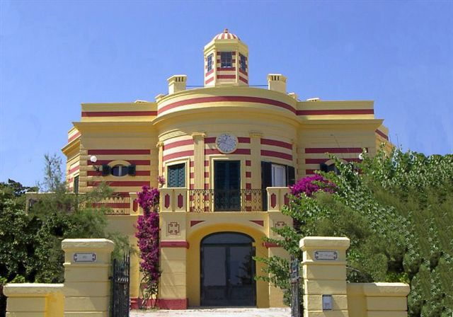 Villa La Meridiana a Santa Maria di Leuca (Puglia)