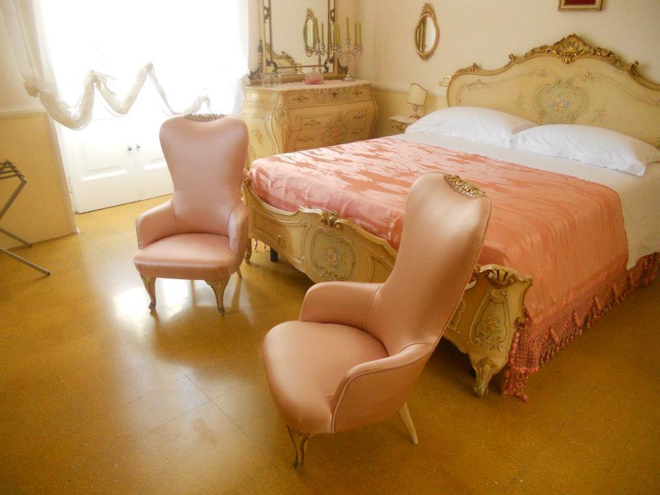 camera di lusso presso Hotel Villa la Meridiana a Santa Maria di Leuca