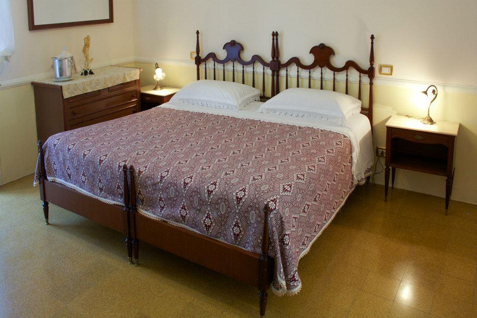 camera matrimoniale in vacanza in Puglia