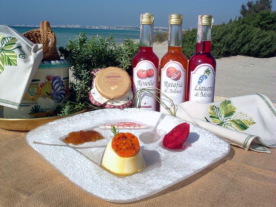 gustose delizie del palato di Santa Maria di Leuca in Puglia