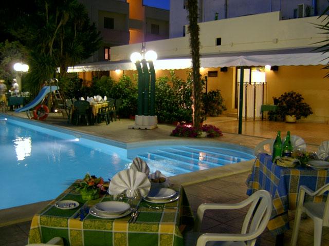 Particolare Hotel Rivabella Gallipoli, Lecce