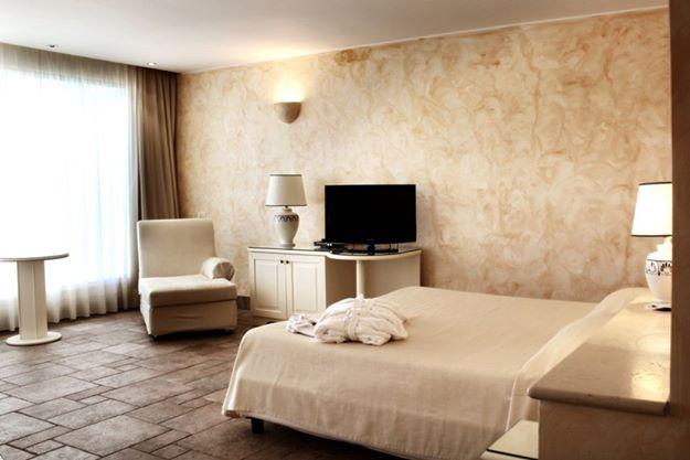 Suite di lusso presso Hotel Costa Brada sul mare di Gallipoli