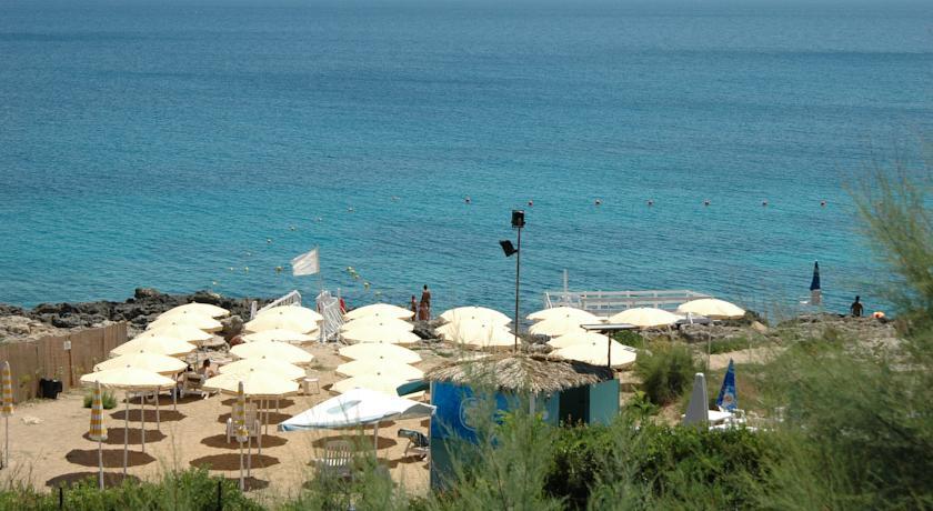 Campeggio Santomaj a marina di Leporano (Taranto)
