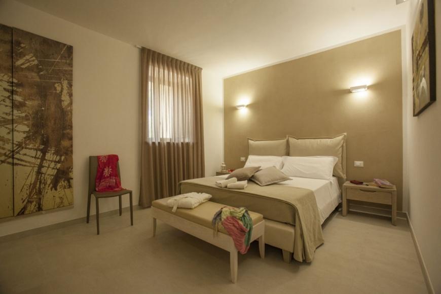 camera da letto Junior Suite