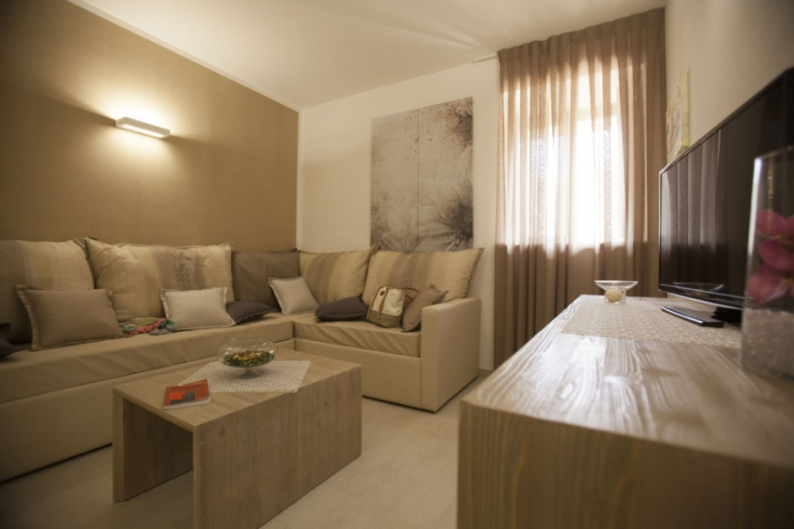 soggiorno Junior Suite