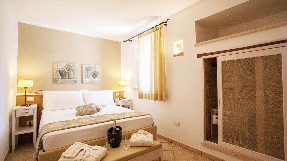 Dormire presso una masseria tenuta a Lido Marini Ugento