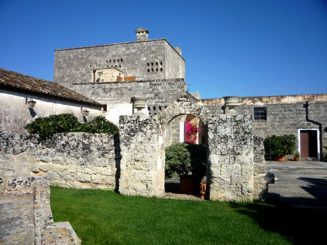 Le Mura di Masseria Santa Lucia Alessano