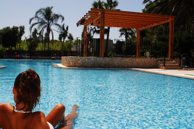 Piscina Hotel Astor Village, Torre San Giovanni, Ugento, Lecce