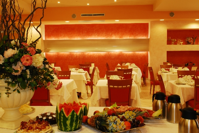 Sala ristorante Hotel Astor Village, Torre San Giovanni, Ugento, Lecce