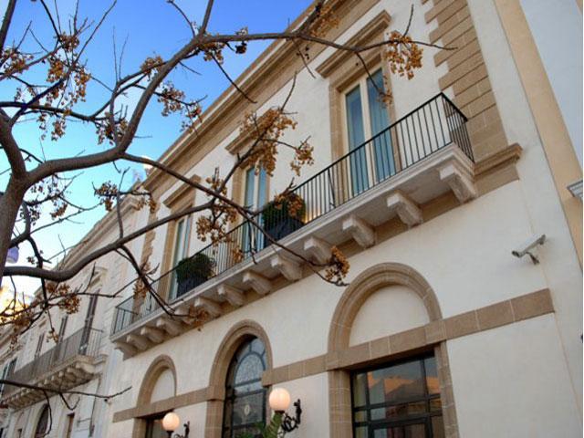 Esterno Hotel Palazzo del Corso Gallipoli, Lecce