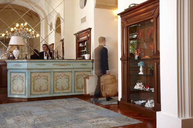 Hall Hotel Palazzo del Corso Gallipoli