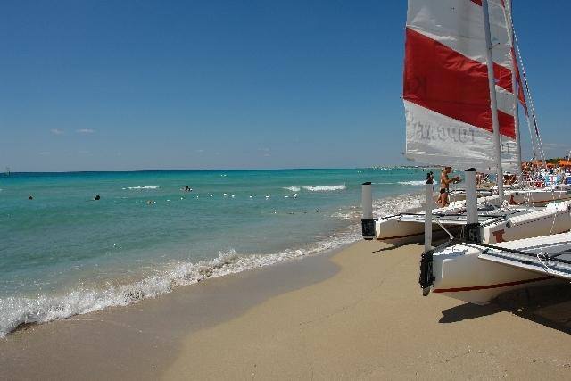 spiaggia Victor Village Ugento, Lecce