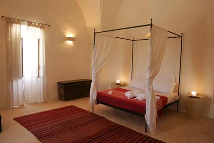 Camera matrimoniale Deluxe Masseria Don Cirillo, Ugento, Lecce
