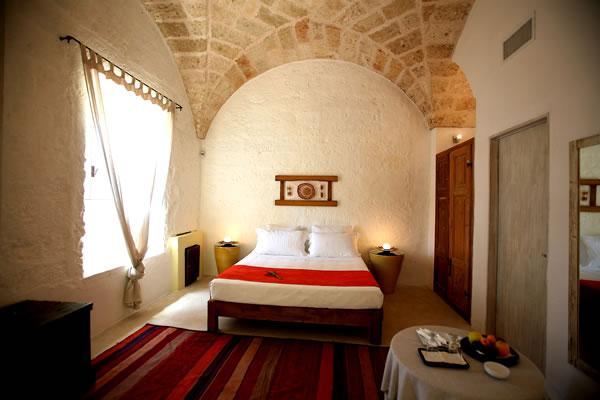 Camera superior Masseria Don Cirillo, Ugento, Lecce