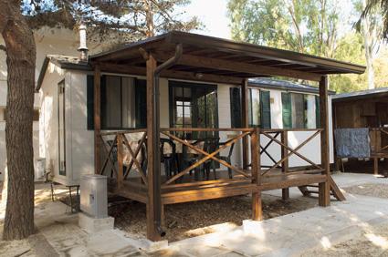 Casamobile camping Village Leuca, Santa Maria di Leuca, Lecce