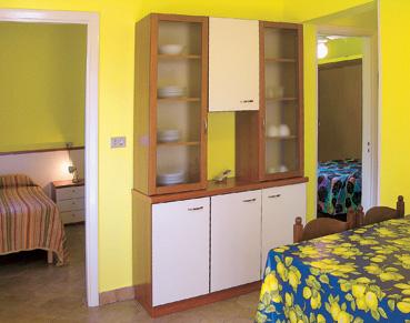 Soggiorno appartamento Camping Village, Santa Maria di Leuca, Lecce