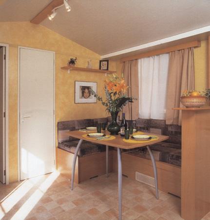 Interno Casamobile Camping Village Leuca, Santa Maria di Leuca, Lecce