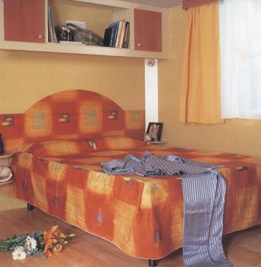 Camera da Letto Camping Village Leuca, Santa Maria di Leuca, Lecce