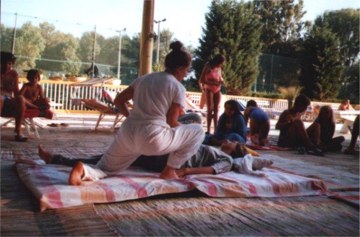 Attività  di animazione al Camping Village Leuca Santa Maria di Leuca, Lecce