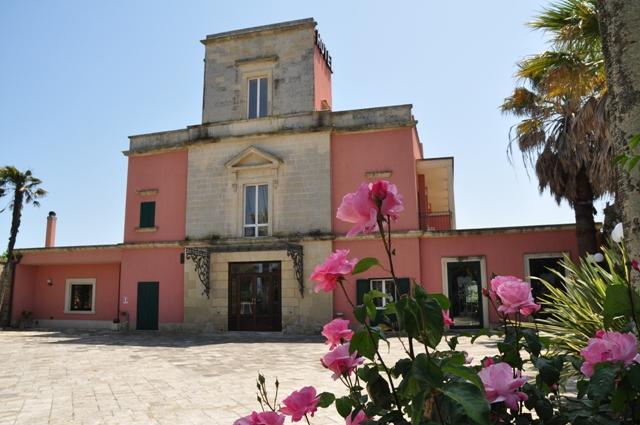 Hotel Villa Rosa Puglia