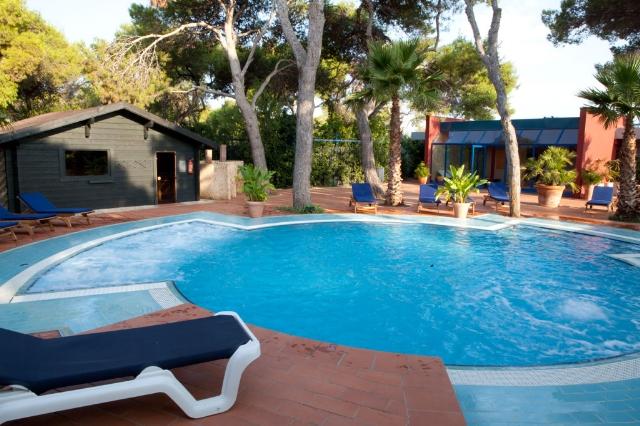 Centro benessere Robinson Club Apulia Ugento, Lecce