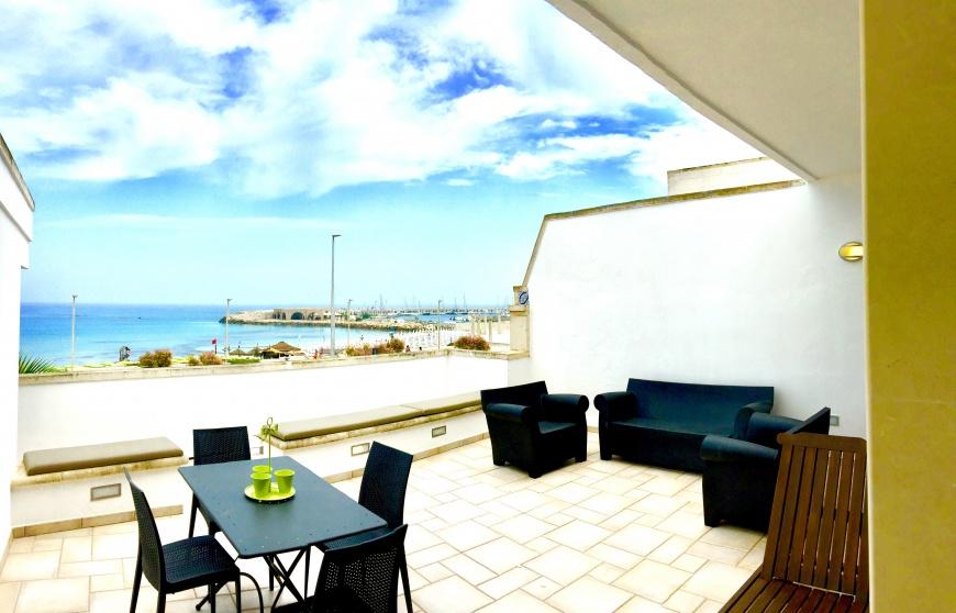 Appartamento Fronte Spiaggia