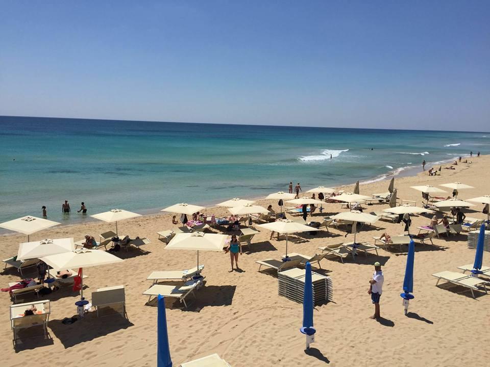 villetta in affitto vicino alla spiaggia di Pescoluse, Salve (Lecce)