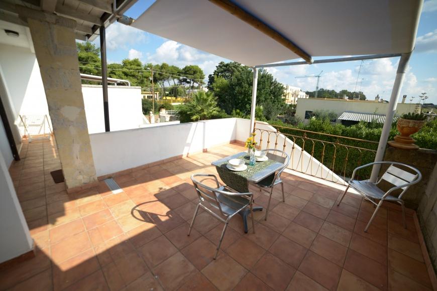 veranda bilocale 2 pino residence torrelapillo.it