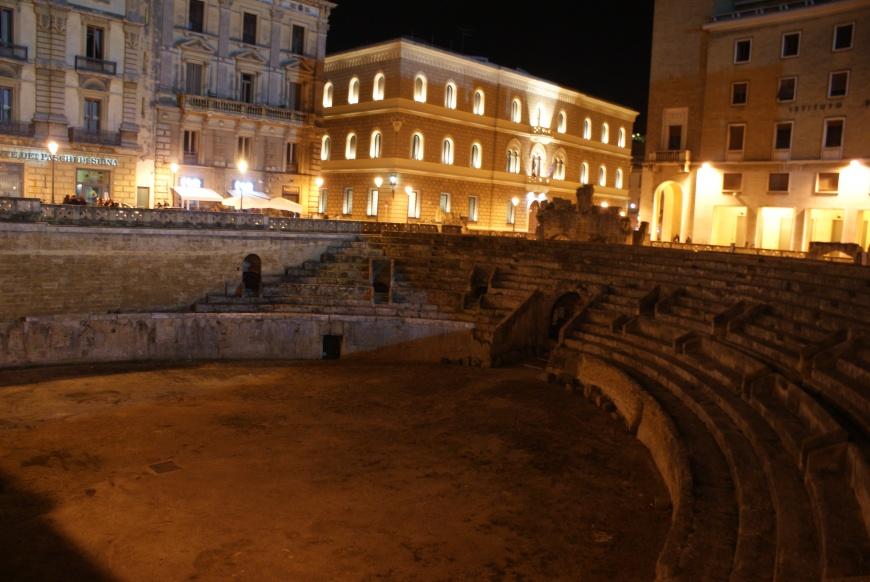 lecce anfiteatro romano torrelapillo.it