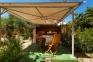 Glamping Luxury Tent Premium zona pranzo
