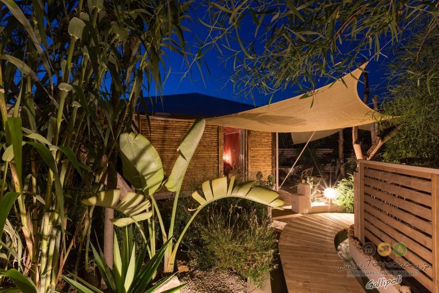 Glamping Luxury Tent Premium