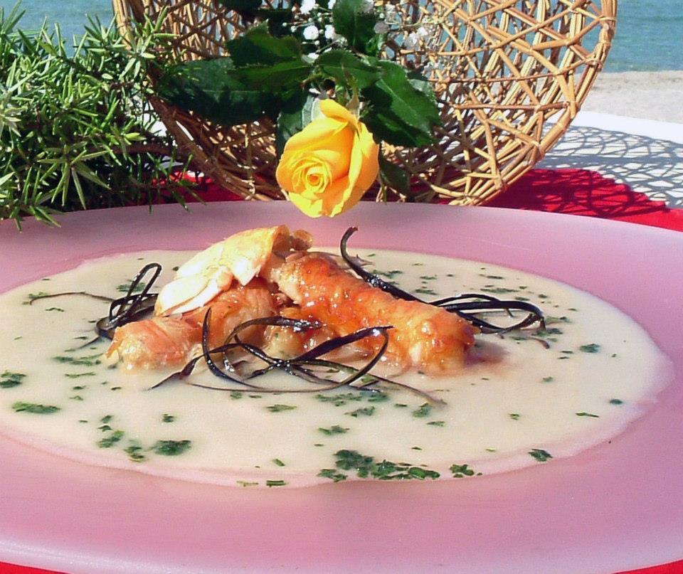 buona cucina tipica Leucana in vacanza in Puglia
