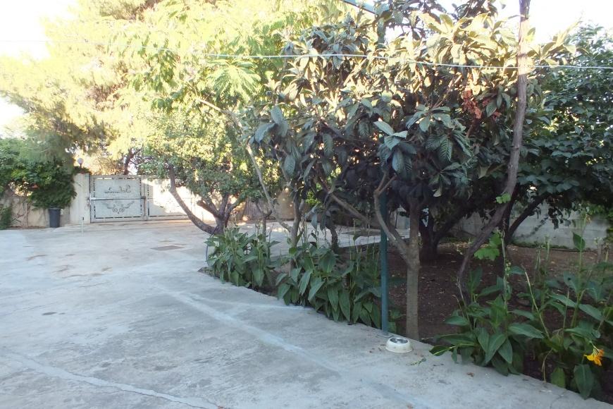 spazio scoperto-giardino