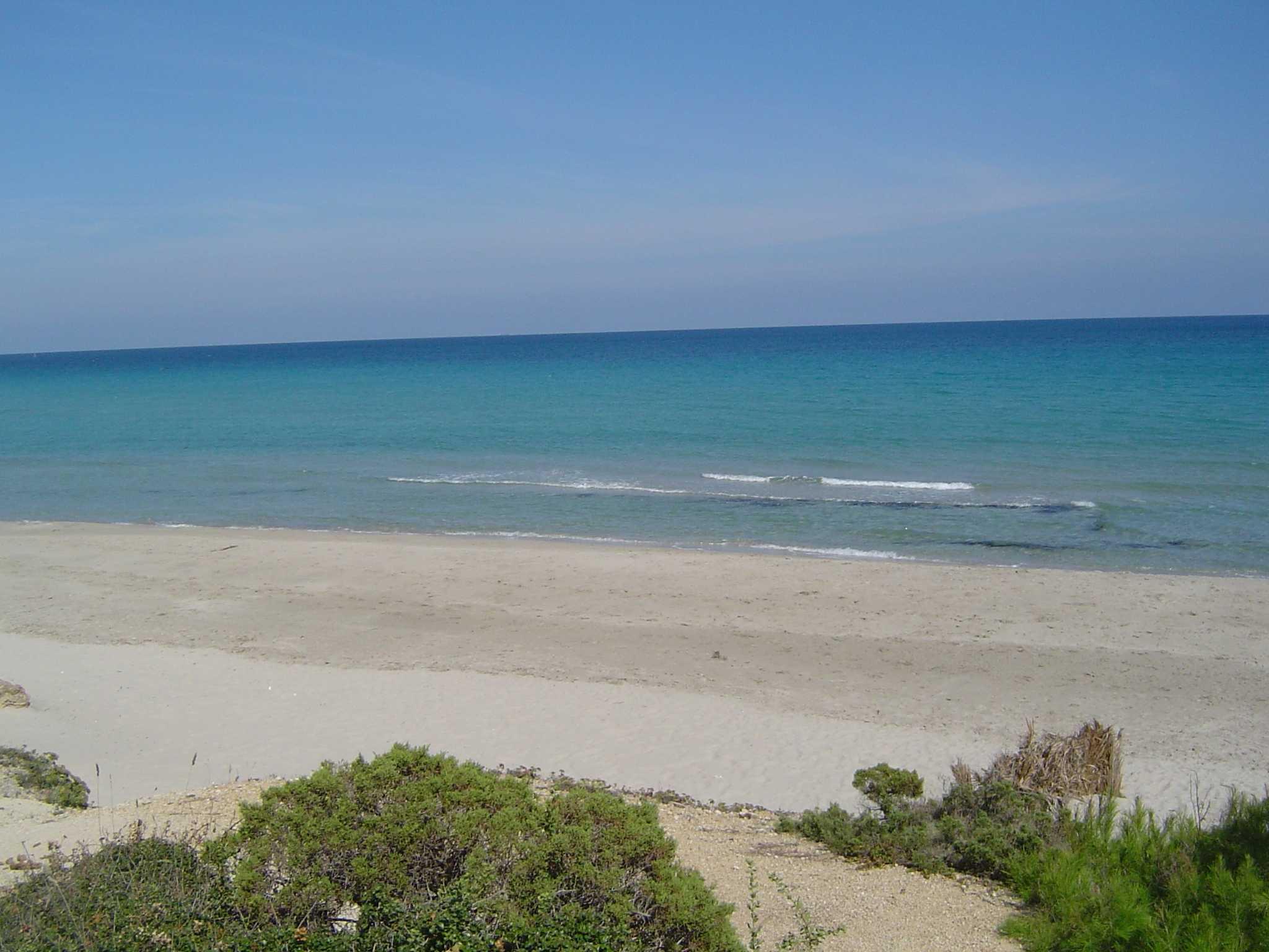 Spiaggia Alimini, Otranto, Lecce