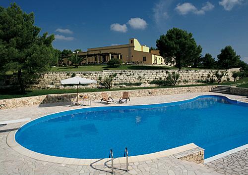 Piscina Masseria Panareo, Otranto, Lecce