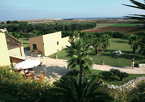 Giardino Masseria Panareo, Otranto, Lecce