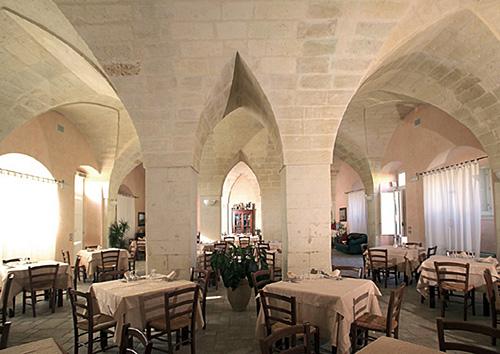 Ristorante masseria Panareo, Otranto, Lecce