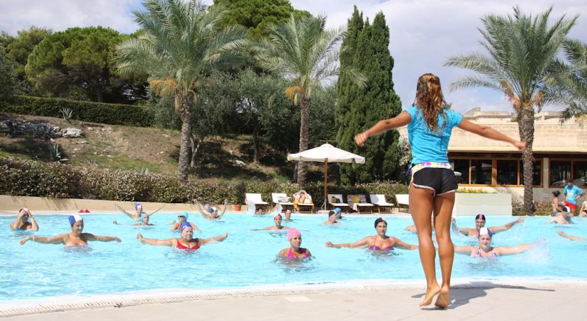 Animazione Le Cale d Otranto Beach Resort, Lecce