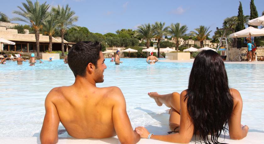 Piscina Le Cale d Otranto Beach Resort, Lecce
