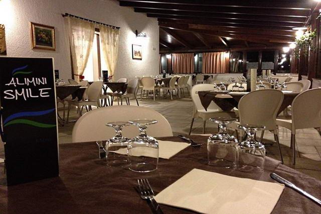 Ristorante Alimini Smile Village