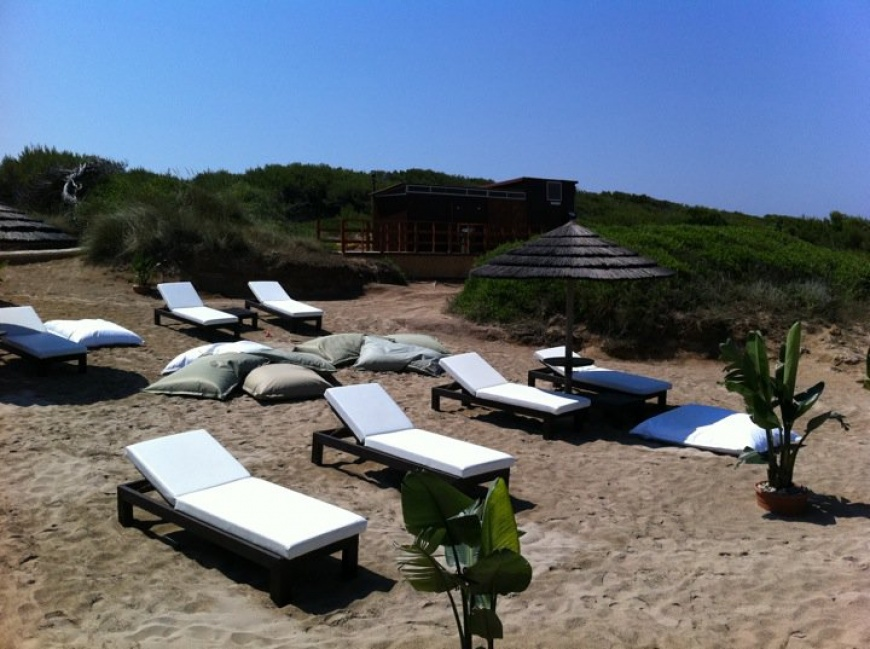Baia di Gallipoli Camping Resort - il mare